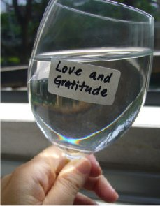 bersyukur dan kasih sayang