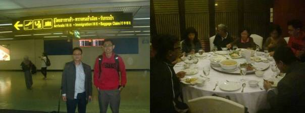 Bandara Internasional Don Muang dan Hotel Princeton